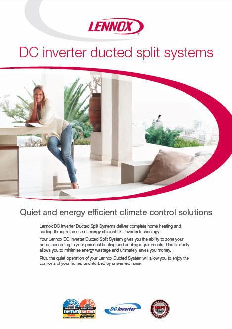 Lennox-Ducted-Split-System